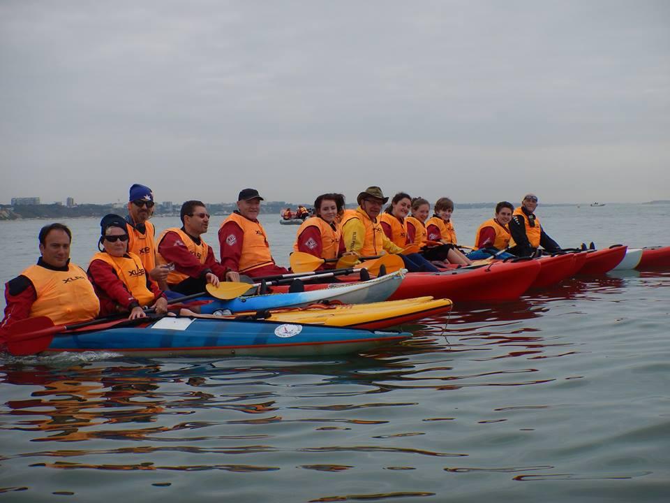 Human Race Poole Swim - Huge Success