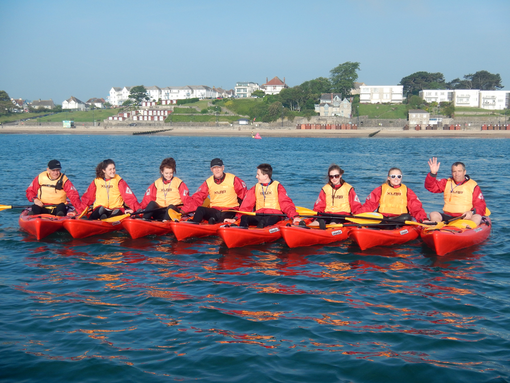 Safety Cover Required for Swanage Triathlon