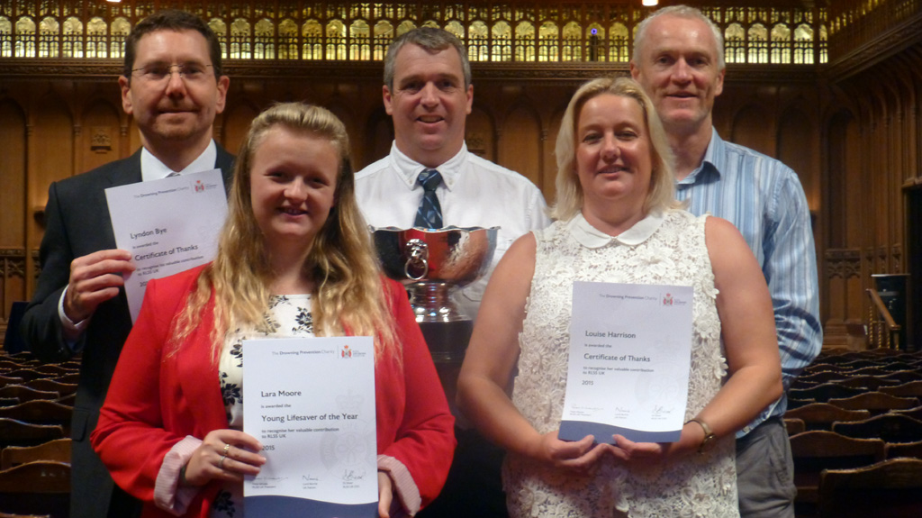 17 RLSS-UK Honours awarded to Club Members