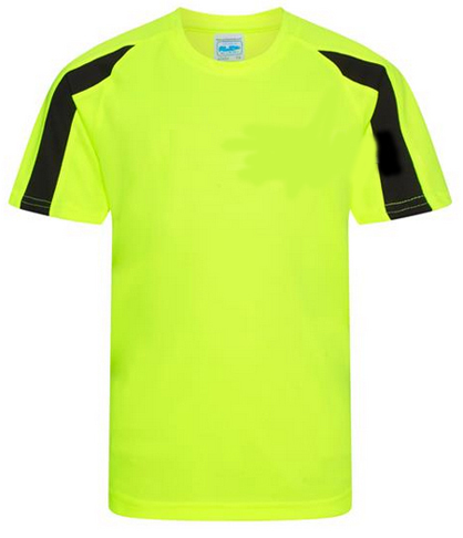 Club Junior Hi Vis T-shirt